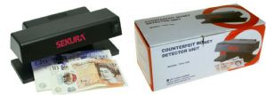 Sekura Counterfeit Money Detector UV Light
